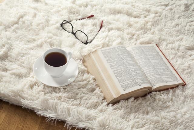 コーヒーと本のくつろぎセット