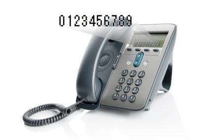電話 ナンバーディスプレイ