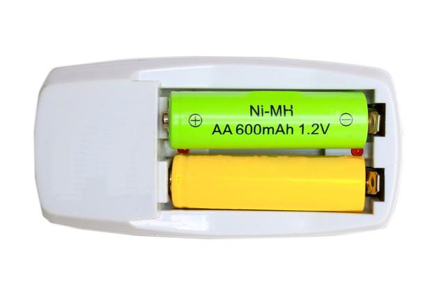 充電式の乾電池