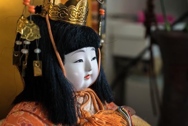 日本人形と風水