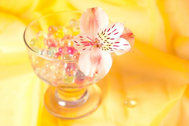 保冷剤 花