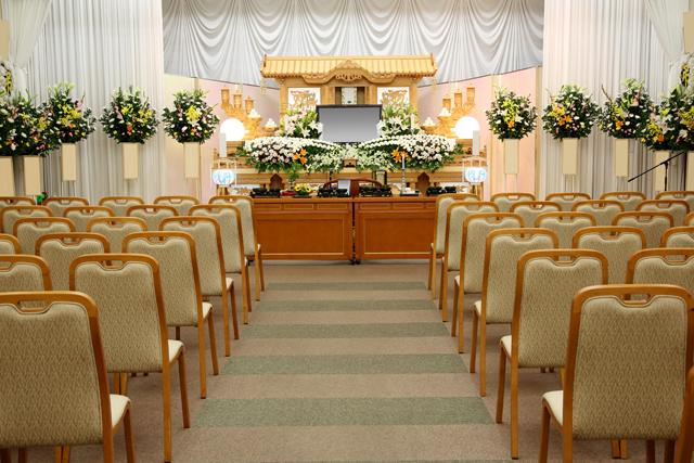 葬式 葬儀場