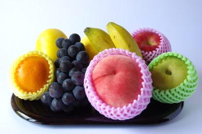 お供えの果物