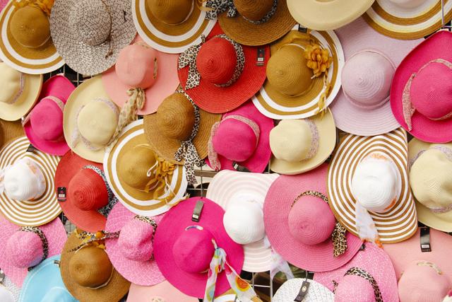 帽子 各種 女性用