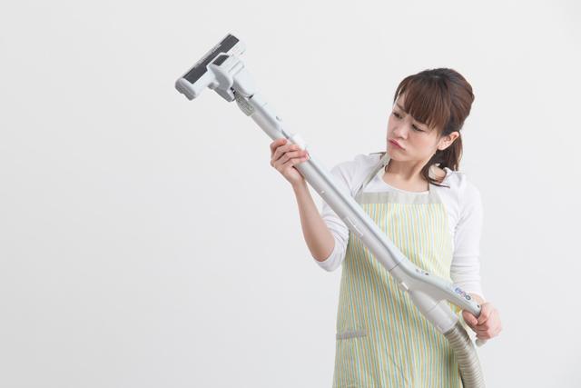 掃除機 女性 困る