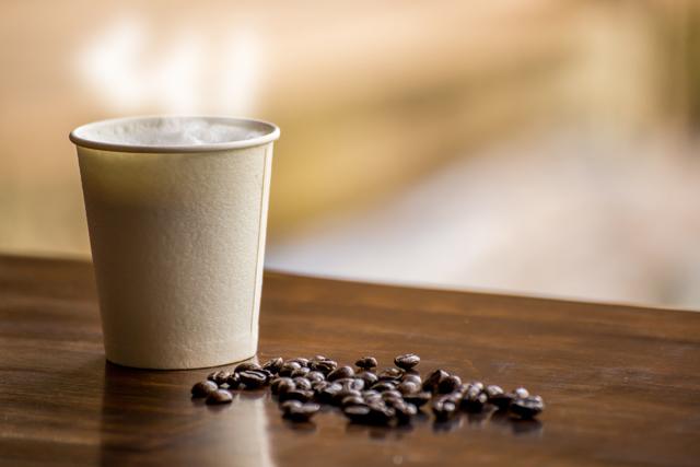 紙コップ コーヒー