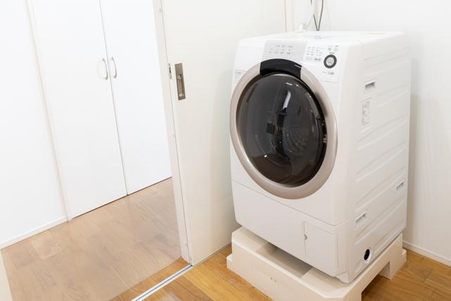 洗濯機 かさ上げ