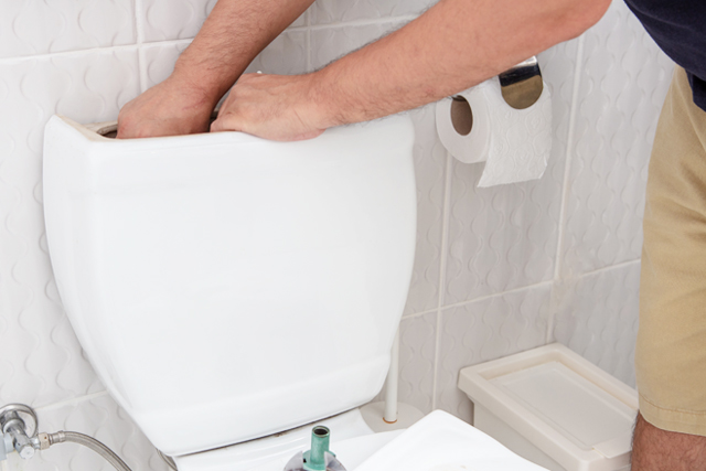 トイレ タンク 掃除
