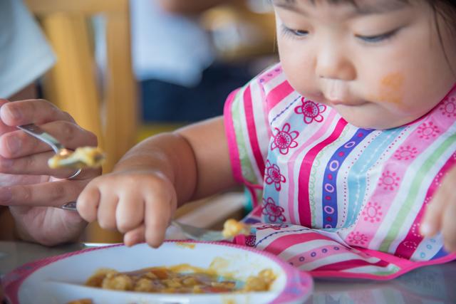 子供 食事 カレー