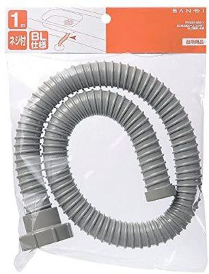 SANEI 流し排水栓ホース BL仕様 ネジ式