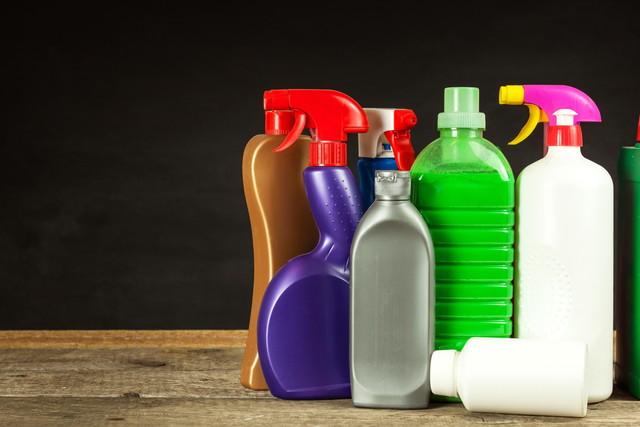 複数の洗剤