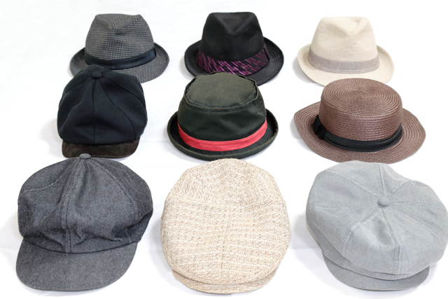 帽子 各種