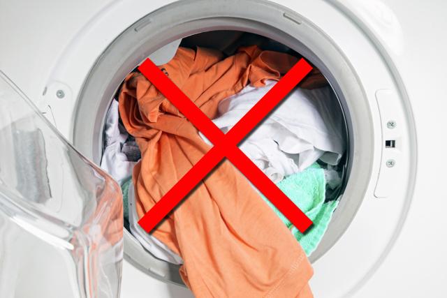 洗濯機 NG行為