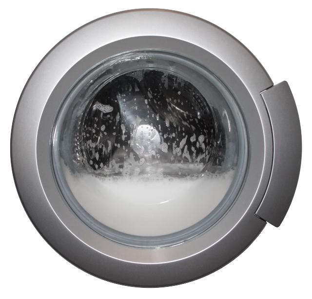 ドラム式洗濯機の洗浄