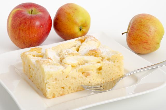 アップルのバウンドケーキ