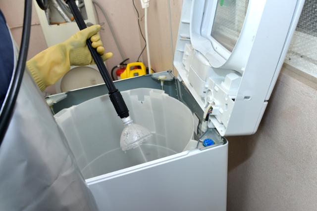 洗濯機洗浄