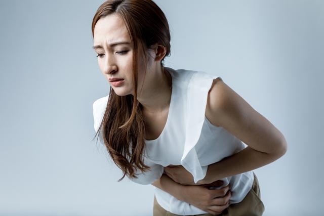 腹痛 女性