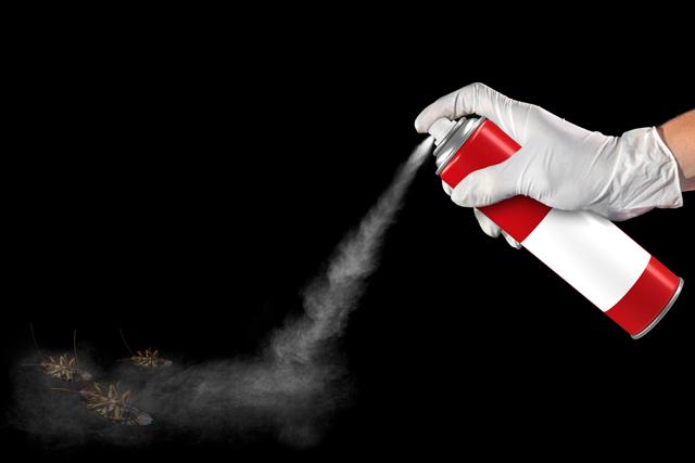 スプレー 殺虫剤