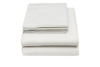 畳んだ布団カバー
