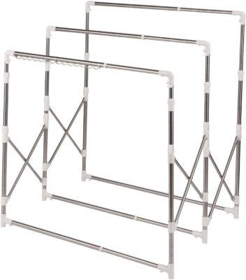 天馬(Tenma) 組立式伸縮布団干し 3連型