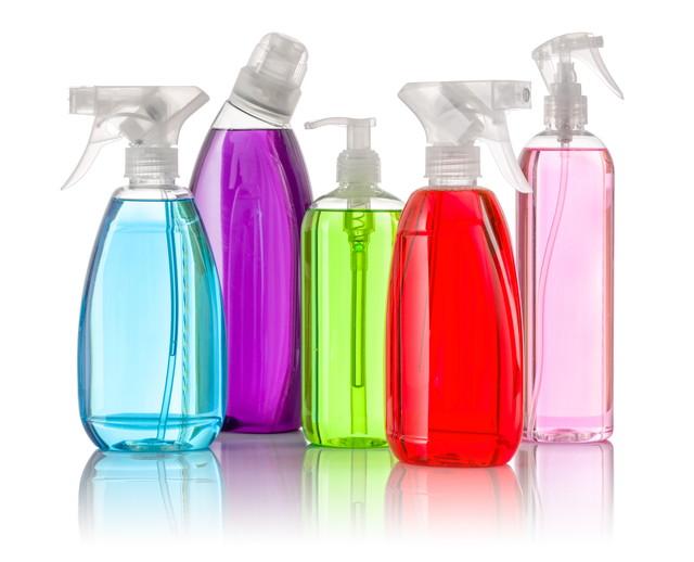 手作りのスプレー洗剤