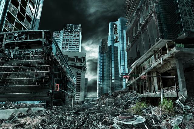 都市 災害