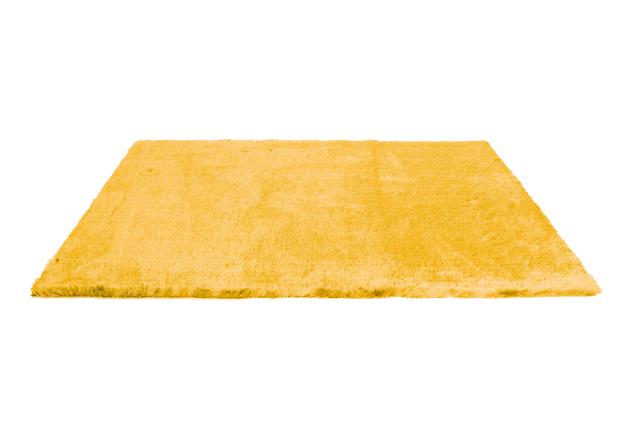 黄色 マット