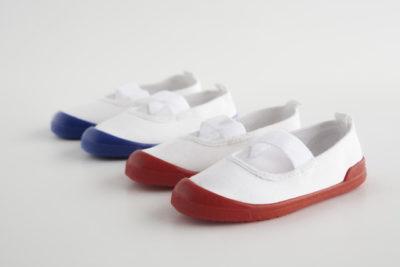 2足の上靴