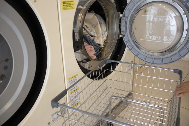 コインランドリーの乾燥機能には要注意