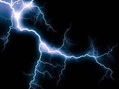 静電気のイメージ
