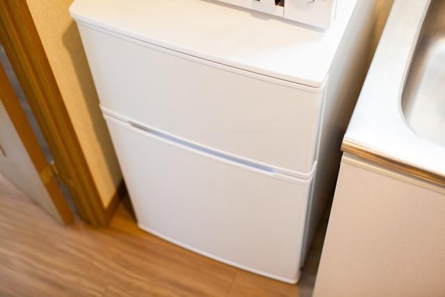 冷蔵庫の隙間