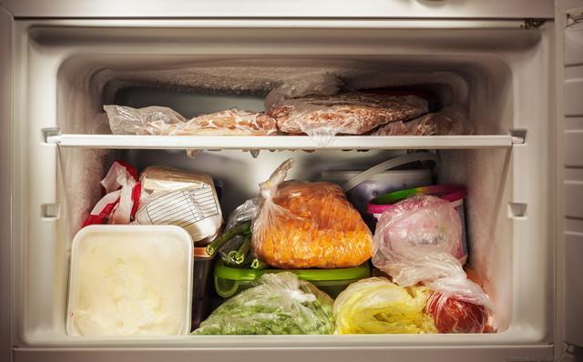 冷凍庫のイメージカット