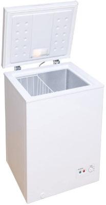 アイリスオーヤマ 冷凍庫 100L