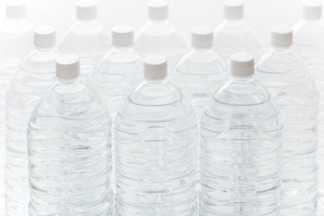 備蓄 ペットボトル