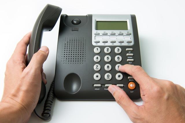 新しい固定電話