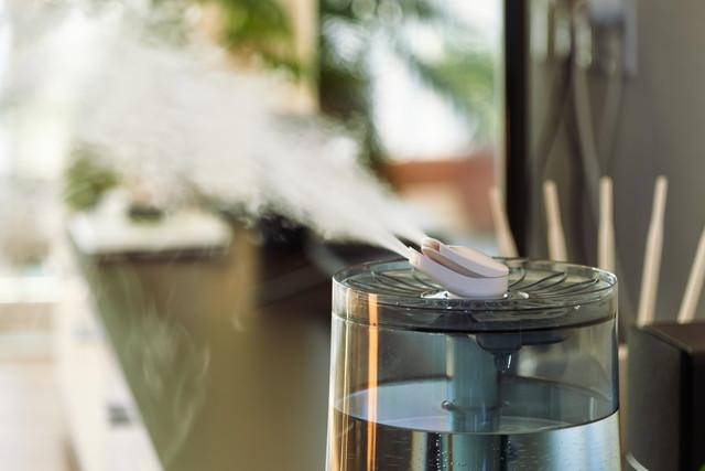 加湿器のタンクの水が臭う