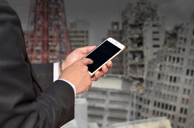 災害と電話