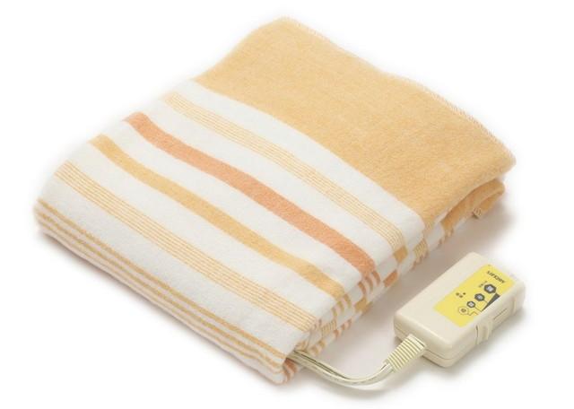 LIFEJOY 洗える 日本製 電気毛布 敷きタイプ JBS401