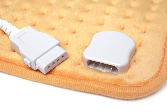 電気毛布の電源
