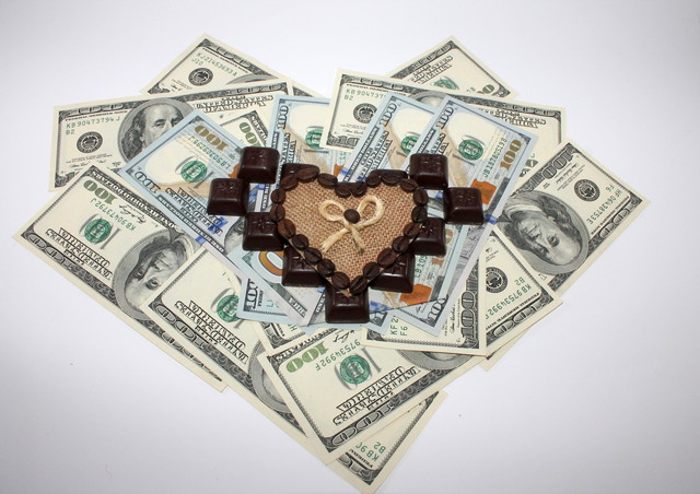 チョコとお金