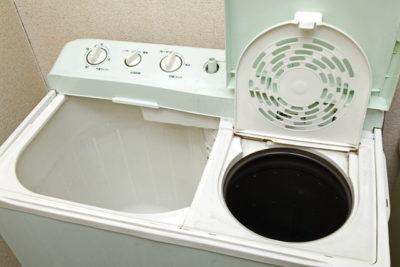 二層式洗濯機