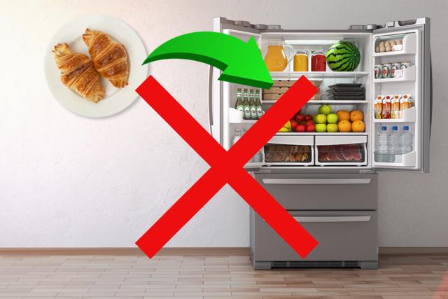 冷蔵庫はNG