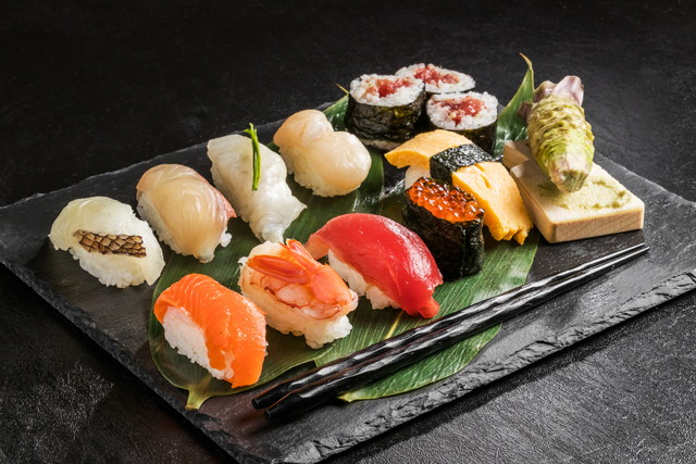 本格握り寿司