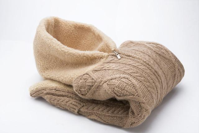 キレイに畳まれたセーター