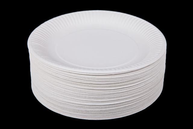 レンジ対応紙皿