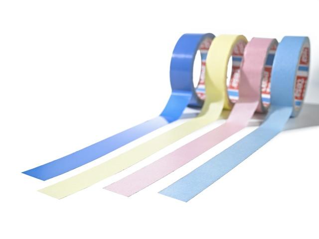 色とりどりの両面テープ