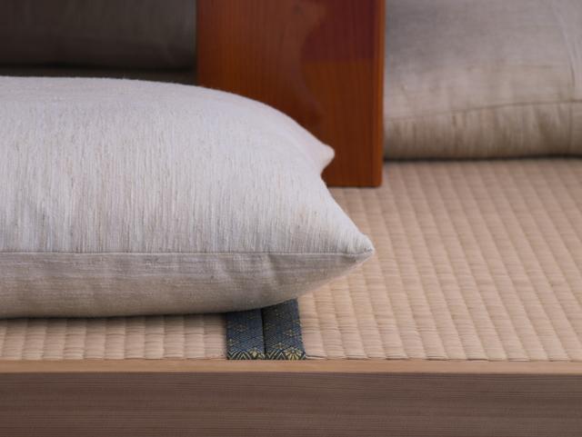 和室の座布団