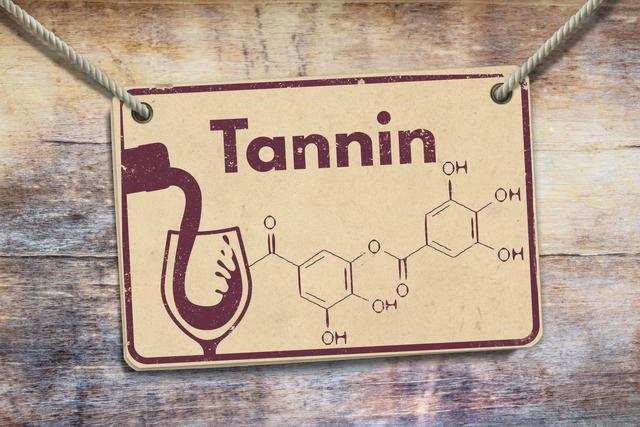 タンニン化学式