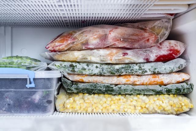 豆苗の冷凍保存