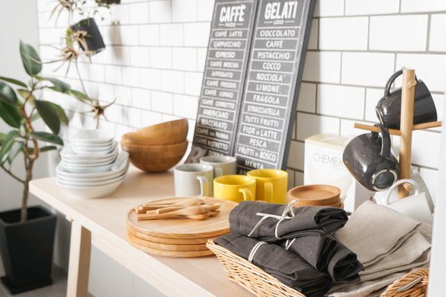 暮らしに溶け込む木製食器